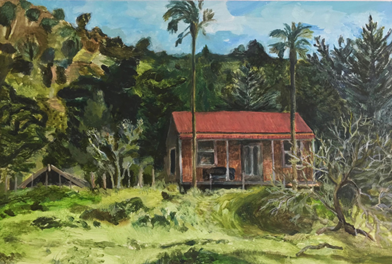 The Taupo Rd Cottage Commission - Sarah Guppy
